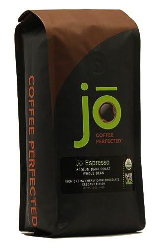 O-ESPRESSO:-12-oz,-Medium-Dark-Roast,-Whole-Bean-Organic-Arabica-Espresso-Coffee