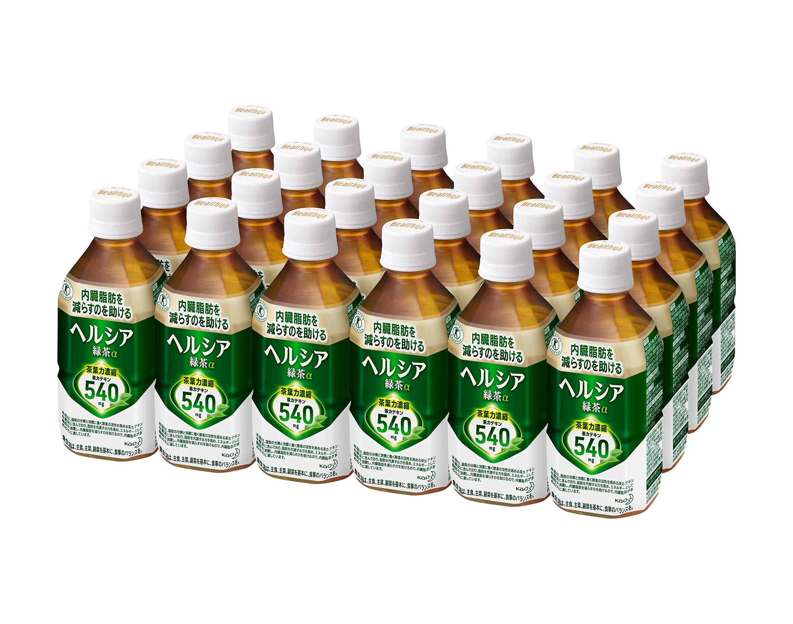 Healthia Green tea 350mlx24cansx1case