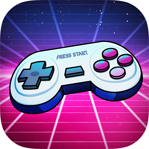 Press Start - Game Nostalgia Clicker