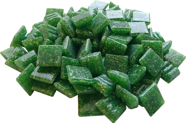 Qualit/é sup/érieure 1 x 1 cm Mosa/ïque en verre 10 x 10 pierres mosa/ïques