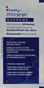 Amazon Com Crest Whitestrips Supreme Professional Whitening 84