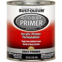 $21 » Rust-Oleum Automotive 253499 32-Ounce Autobody Paint Quart, Gray