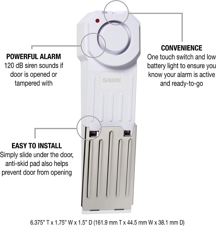 Sabre home protection HS-DSA Arresto allarme porta