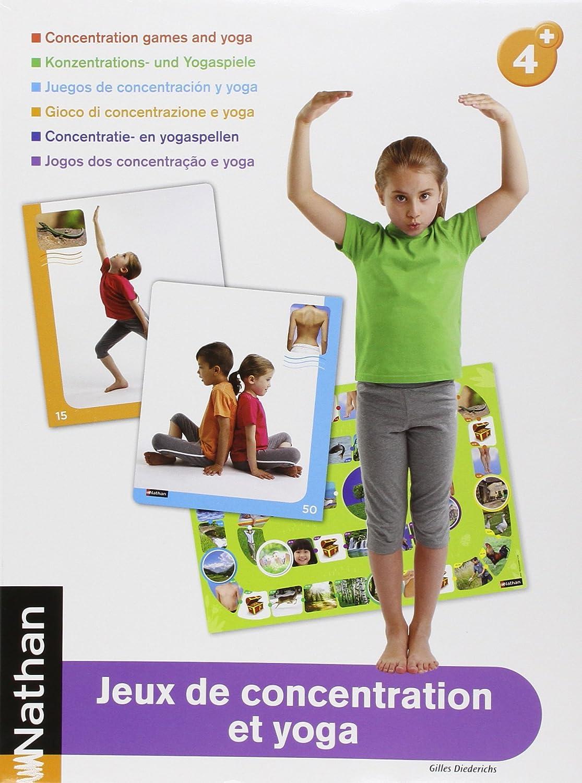Amazon.com: Jeux de Concentration et Yoga: Toys & Games