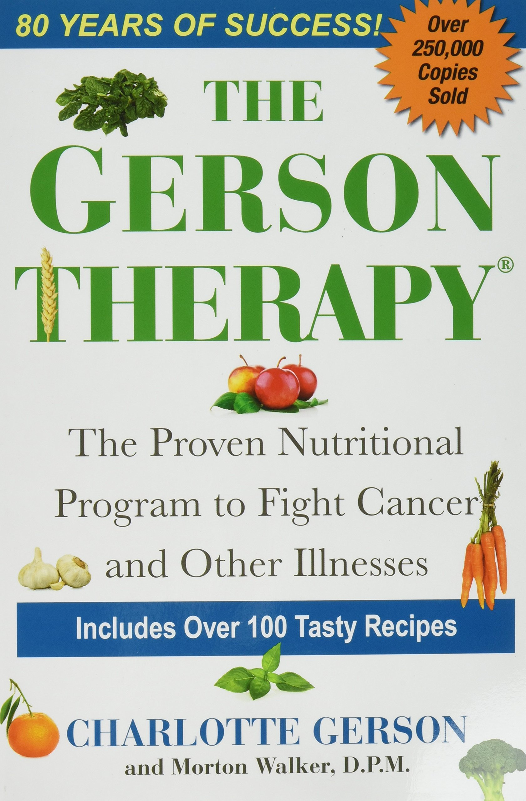 Miracle therapy gerson 72