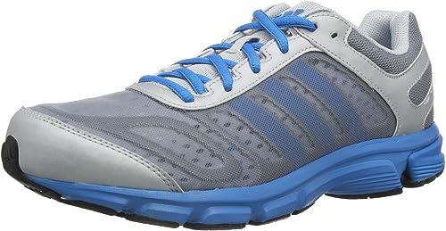 burlarse de tarta Dormido  adidas Performance Mens Exerta 2 Running Shoes Gray Grau (Tech Grey  F12/Solar Blue2 S14/Metallic Silver) Size: 42: Amazon.co.uk: Shoes & Bags