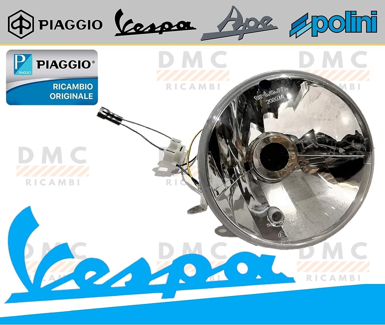 Phare avant projecteur Vespa PX 125 150 200 original Piaggio 582946