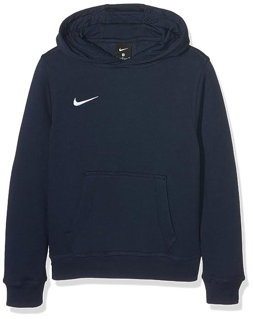 buy popular 07244 ff51c Nike Unisex Kinder Kapuzenpullover Team Club