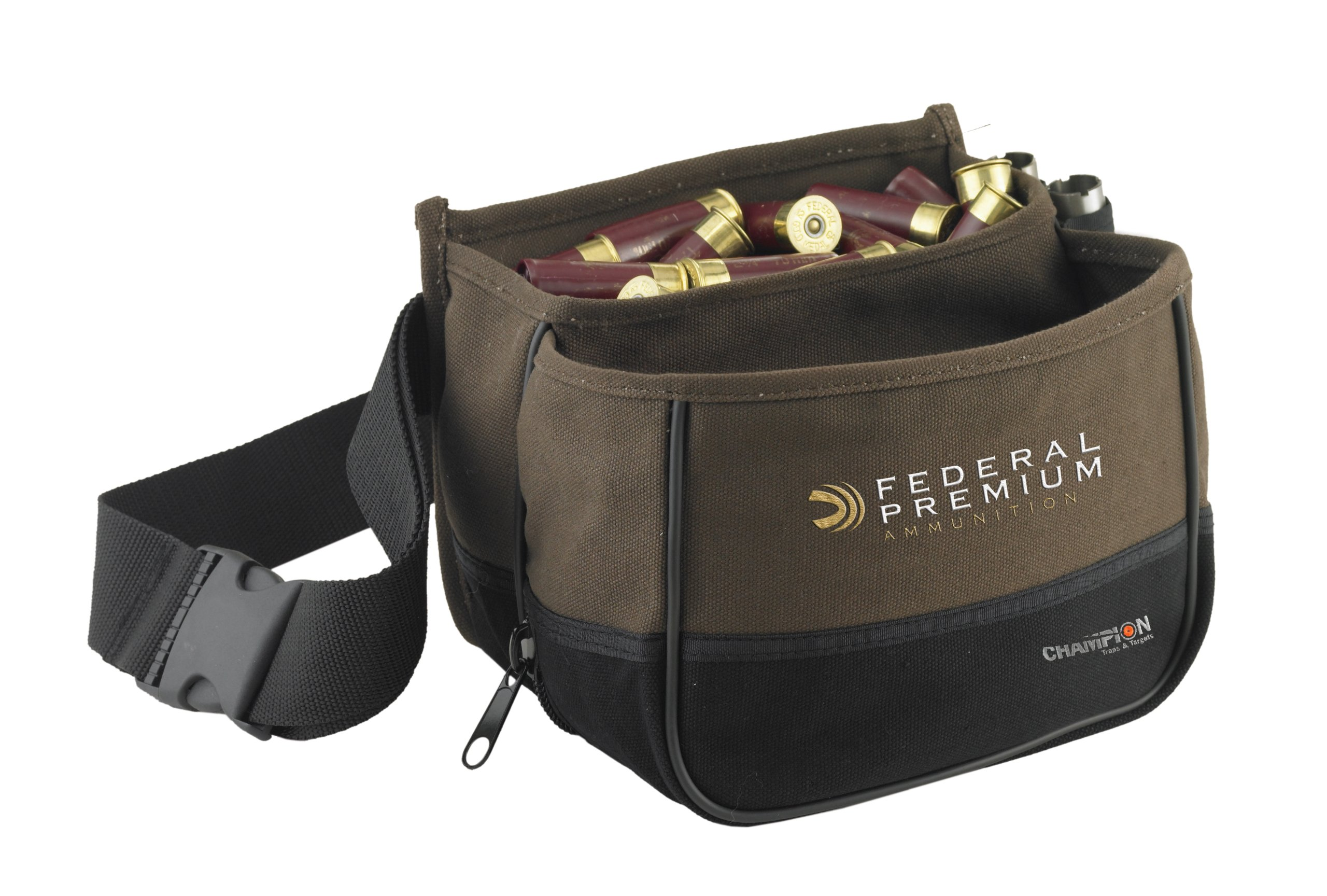 Champion Traps and Targets 45852Trapshooting Double Box Shell Pouch by Champion Traps and Targets (Image #1)