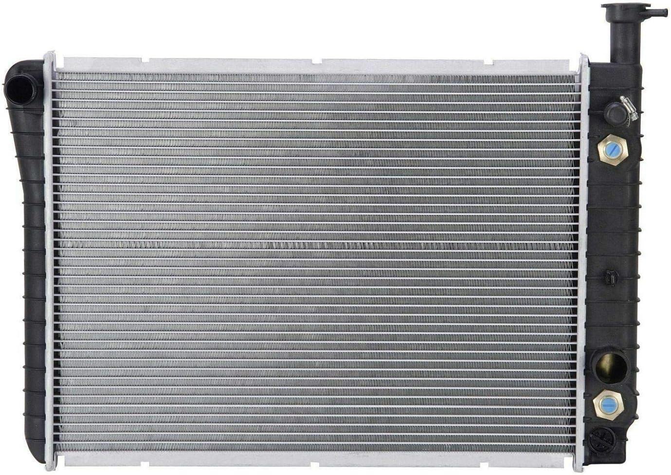 Brand New Aluminum Core Radiator fits for 1985-1994 Chevy Astro//Gmc Safari 4.3L