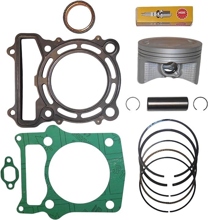 Valve stem seal 2pcs pack Kit fit Hisun UTV 400,500,ATV 400,Bennche,Coleman,Massimo