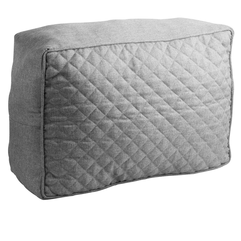 WOLTU Palettenkissen R/ückenkissen Seitenlehne Sofa Couch R/ückenlehne Outdoor Kissen Anthrazit R/ückenkissen + Seitenkissen
