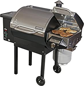 Camp Chef SmokePro DLX PG24B Pellet Grill