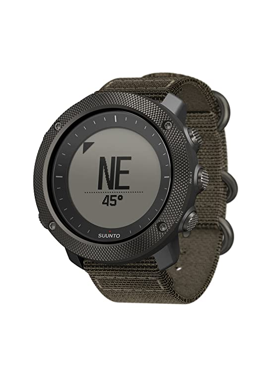 best hiking watch - Suunto Traverse