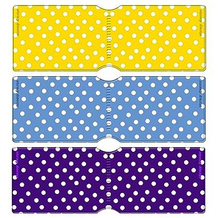 Stray Decor (Polka Dots) 3 x Titular de la Tarjeta Oyster ...