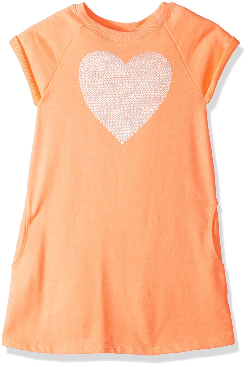 4T Crazy 8 Toddler Girls Casual Dress with Red Hearts sizes 2T