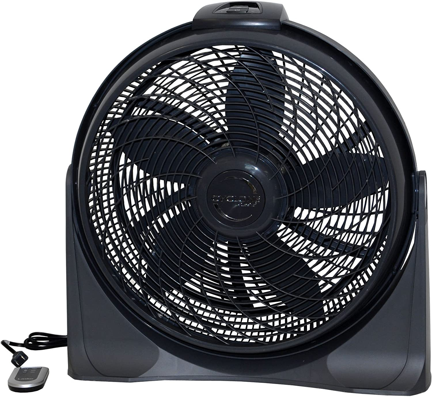 Lasko Elite Collection Cyclone Power Air Circulator 20 in