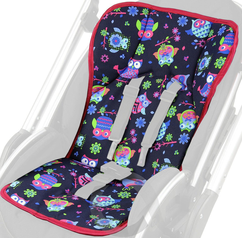 p135 Buggies Pushchair Car Seats reducer Strollers Luxury Foam insert liner