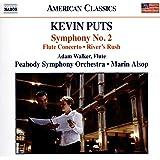 Puts: Symphony No 2/Flute Conc