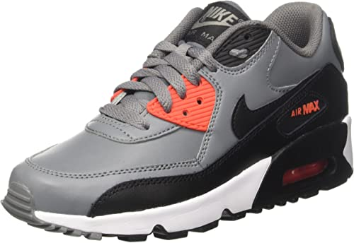 the cheapest outlet online for whole family Nike Air Max 90 LTR GS, Sneakers Basses Mixte Enfant: Amazon.fr ...