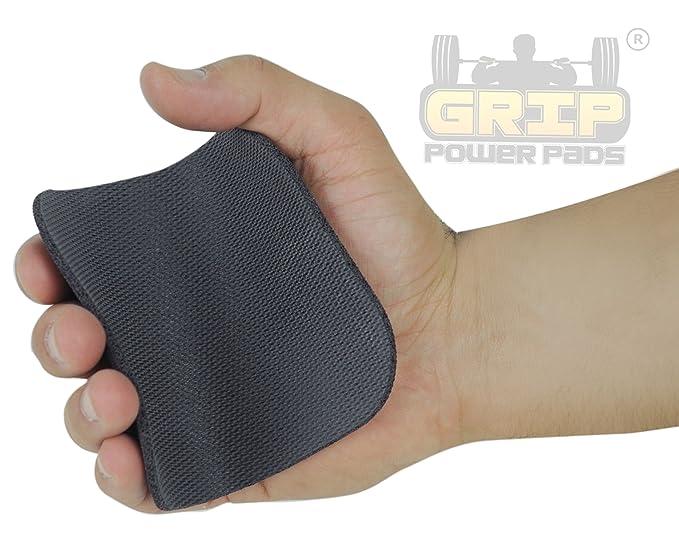 Lifting de ratón por POWER GRIP PADS - La Alternativa A Gimnasio Guantes | Lifting Grips | guantes de entrenamiento | Halterofilia Ejercicio Crossfit Grips ...