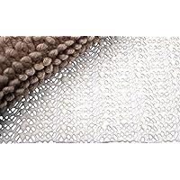 Moon Anti-Rutsch Matte Teppichunterlage Premium zuschneidbar, Rutschfest und 60° waschbar