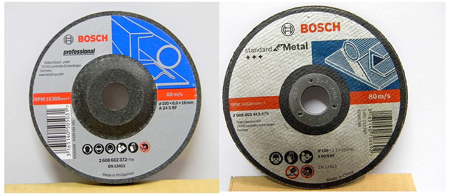 box of 50 Canadian Tool and Supply 5-Inch Super Thin Cut-Off Wheels for Sta...