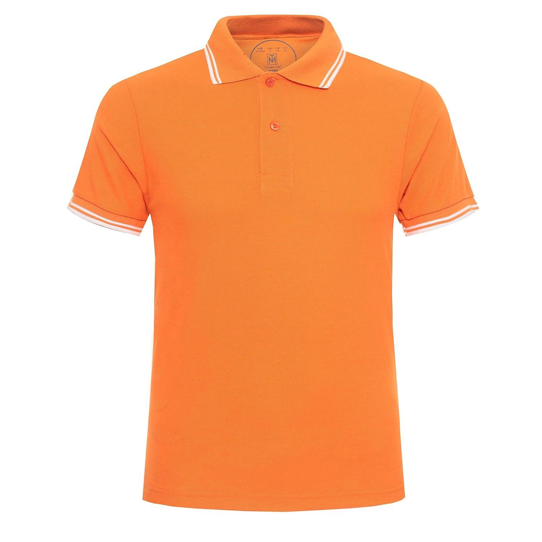 Modern Tee SHIRT メンズ B078JRF776 XL|オレンジ オレンジ XL