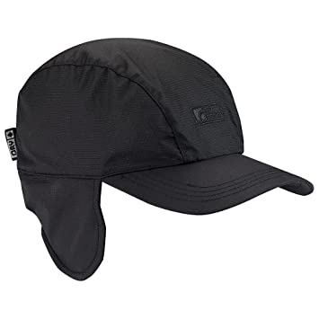 Trekmates Small Medium Dry Trapper Hat Black waterproof 8630f51cdda1