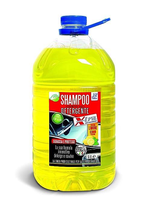 5 opinioni per Bottari 31710 Shampoo Detergente per Auto al Profumo di Limone
