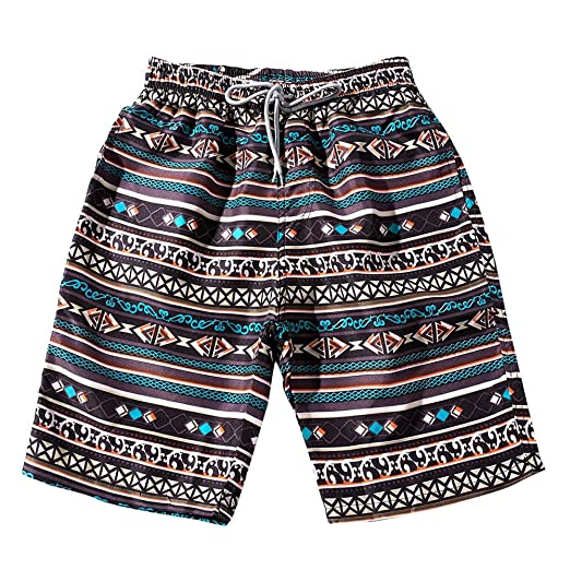 0c9a5df4cbb Image Unavailable. Image not available for. Color  Sunyastor Mens Swim  Trunks Shorts
