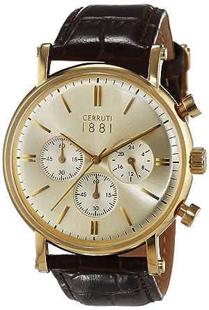 Cerruti 1881 Mens Watch Matese Chronograph CRA142SN61BK ...