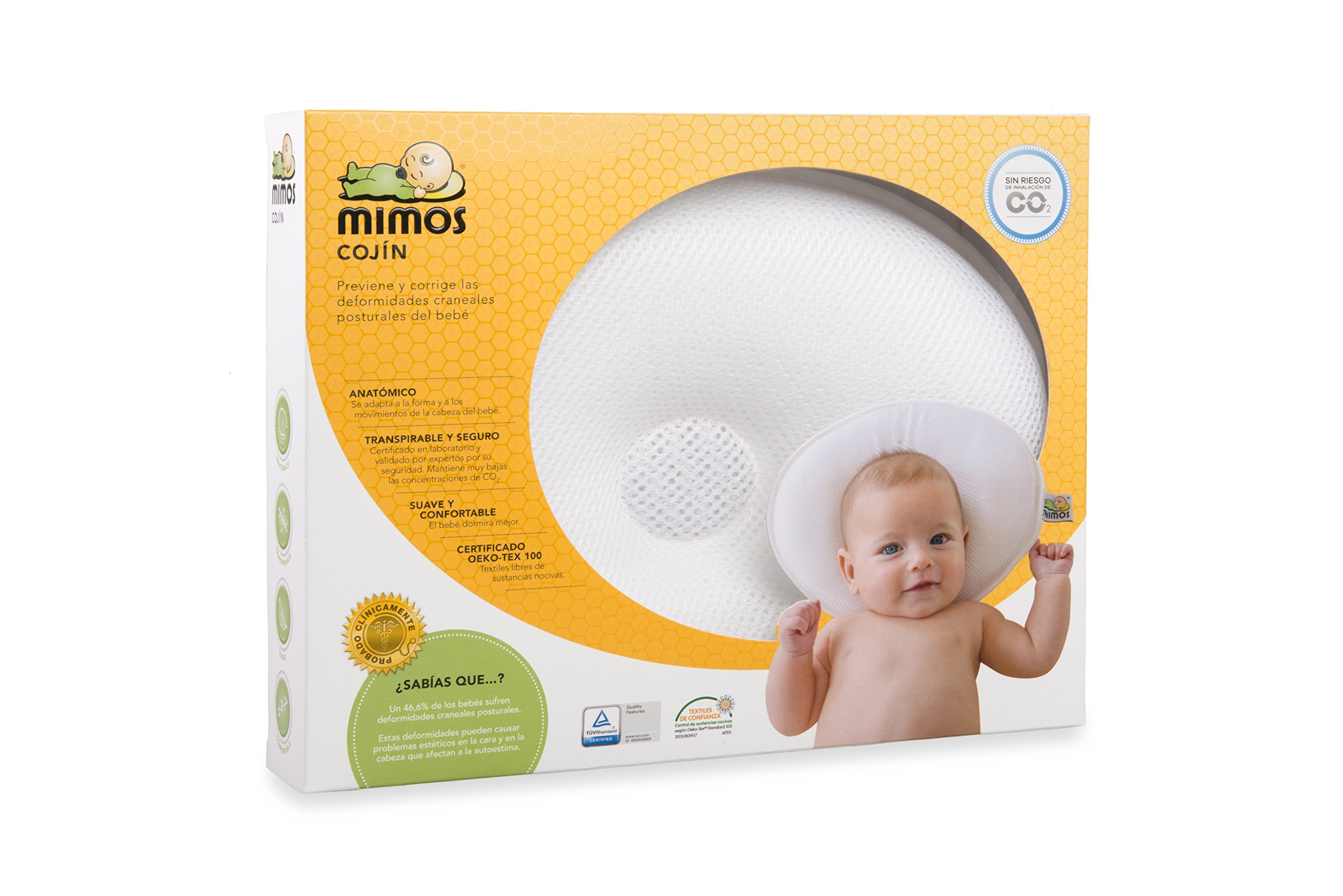 Amazon.com: Bundle - 2 items: Mimos Pillow and Cover (L ...