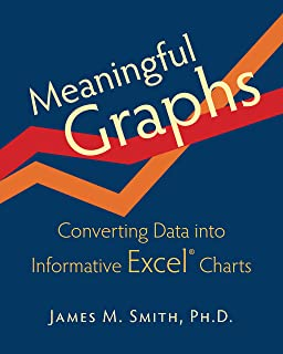 Excel charts for dummies amazon ken bluttman 9780764584732 meaningful graphs converting data into informative excel charts ccuart Images