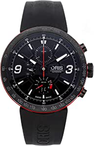 Oris TT1 Mechanical (Automatic) Black Dial Mens Watch 01 674 7659 4764-07 4 25 06B (Pre-Owned)