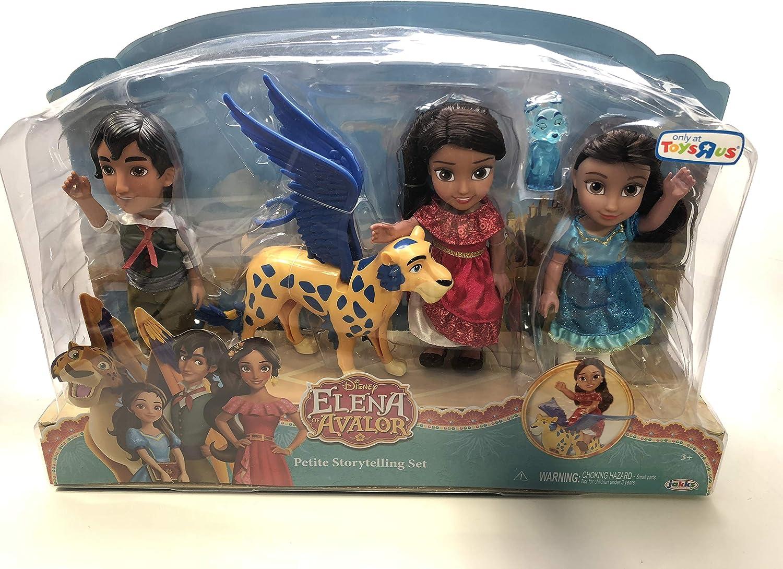 Disney Elena Of Avalor Adventure Accessory Set By Jakks New