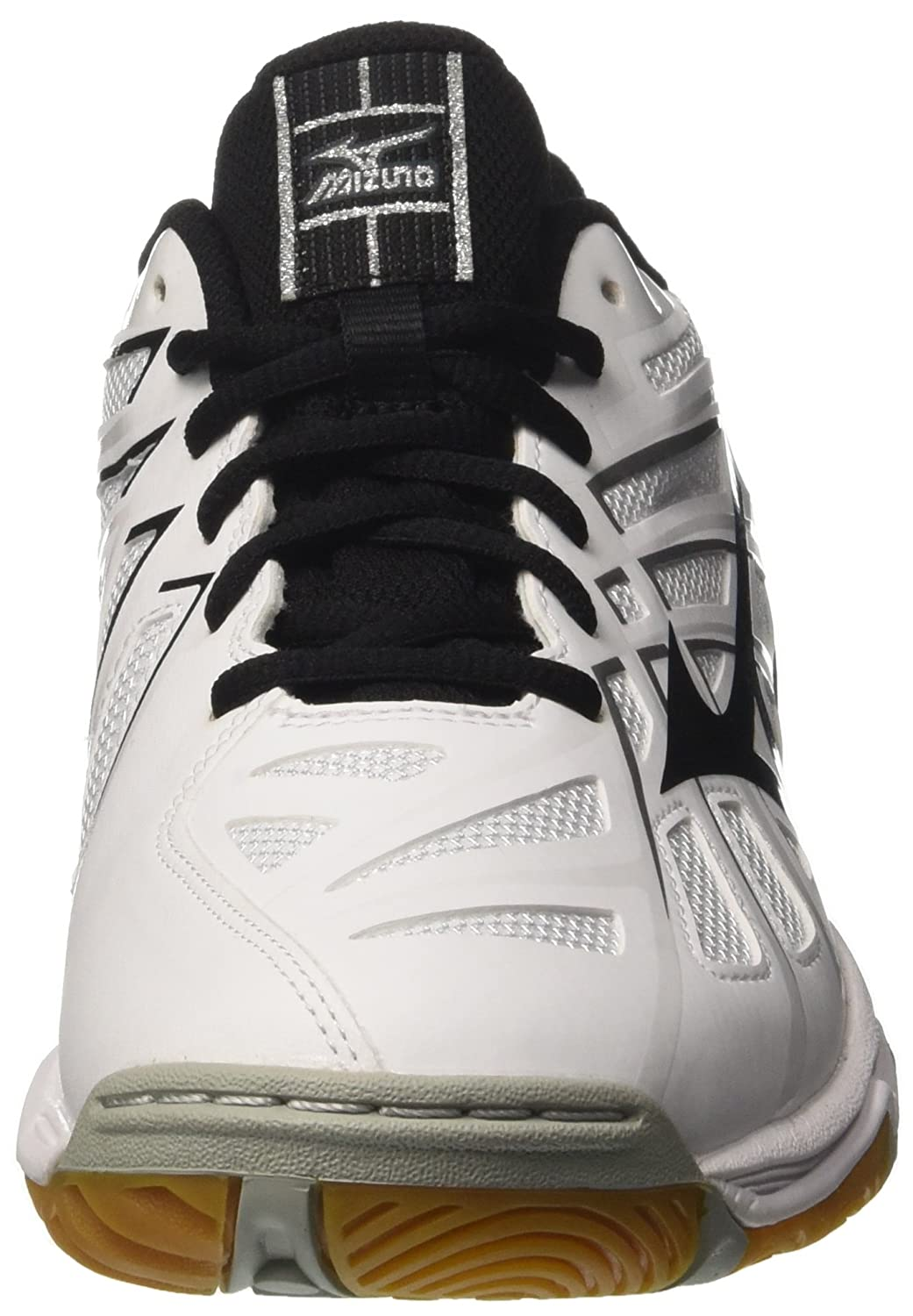 4a111f7175c08 Mizuno Men s Wave Hurricane Volleyball Shoes  Amazon.co.uk  Shoes   Bags