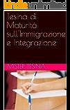 Tesina di Maturità sull'Immigrazione e Integrazione