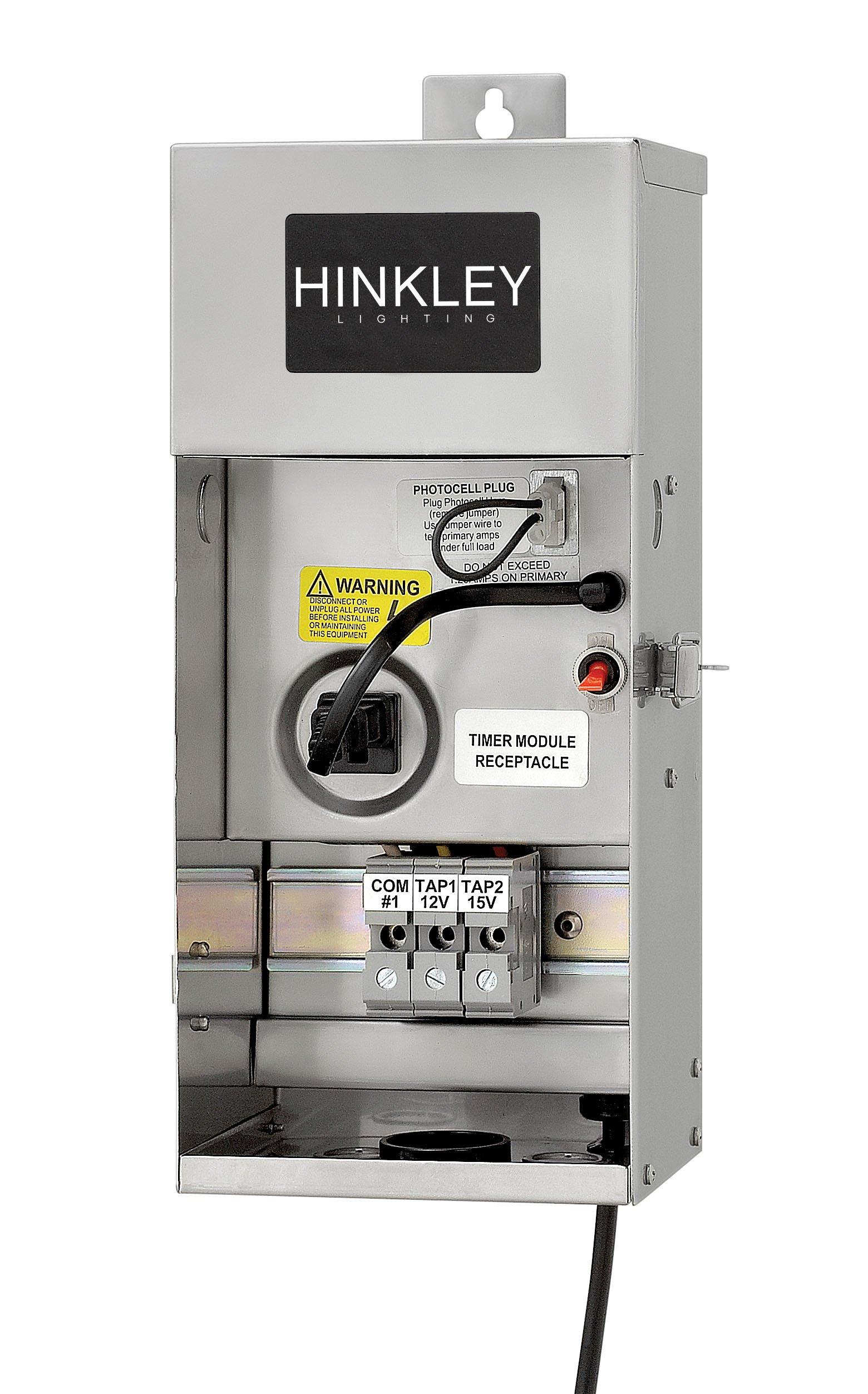 Hinkley 0150SS Landscape Transformer, Stainless Steel