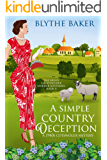 A Simple Country Deception: A 1940s Cotswolds Mystery (The Helen Lightholder Murder Mysteries Book 6)