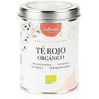 LaBonita Nature, Té Rojo Pu-erh 100% Orgánico, Diurético