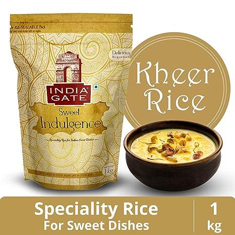 India Gate Sweet Indulgence Rice, 1kg