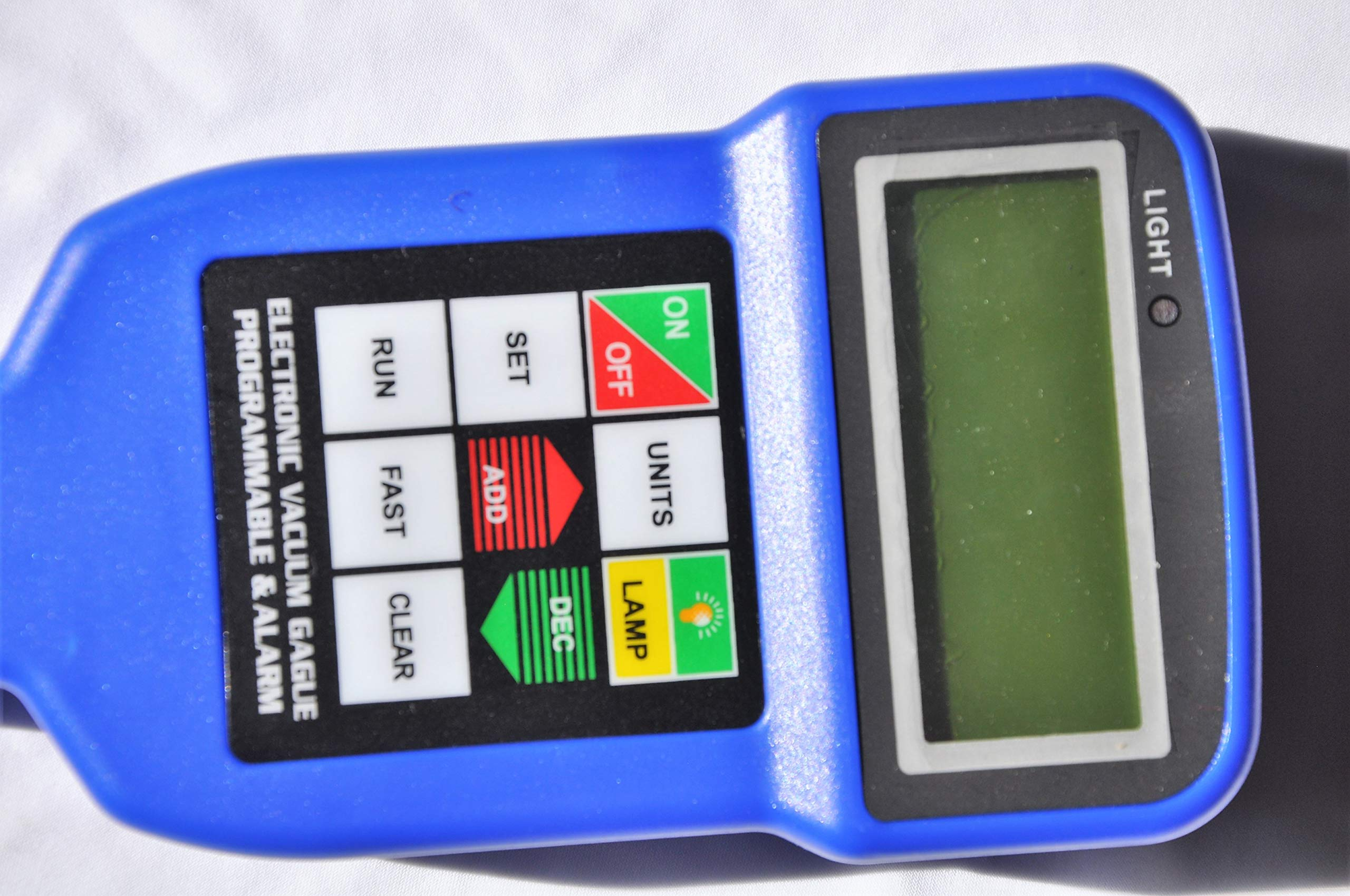 Deep Vacuum Micron Gauge/Digital Meter: AC HVAC Air Condition Refrigeration System Evacuation Optimum Test Tool, Most Accurate on The Market by VIOT (Image #3)
