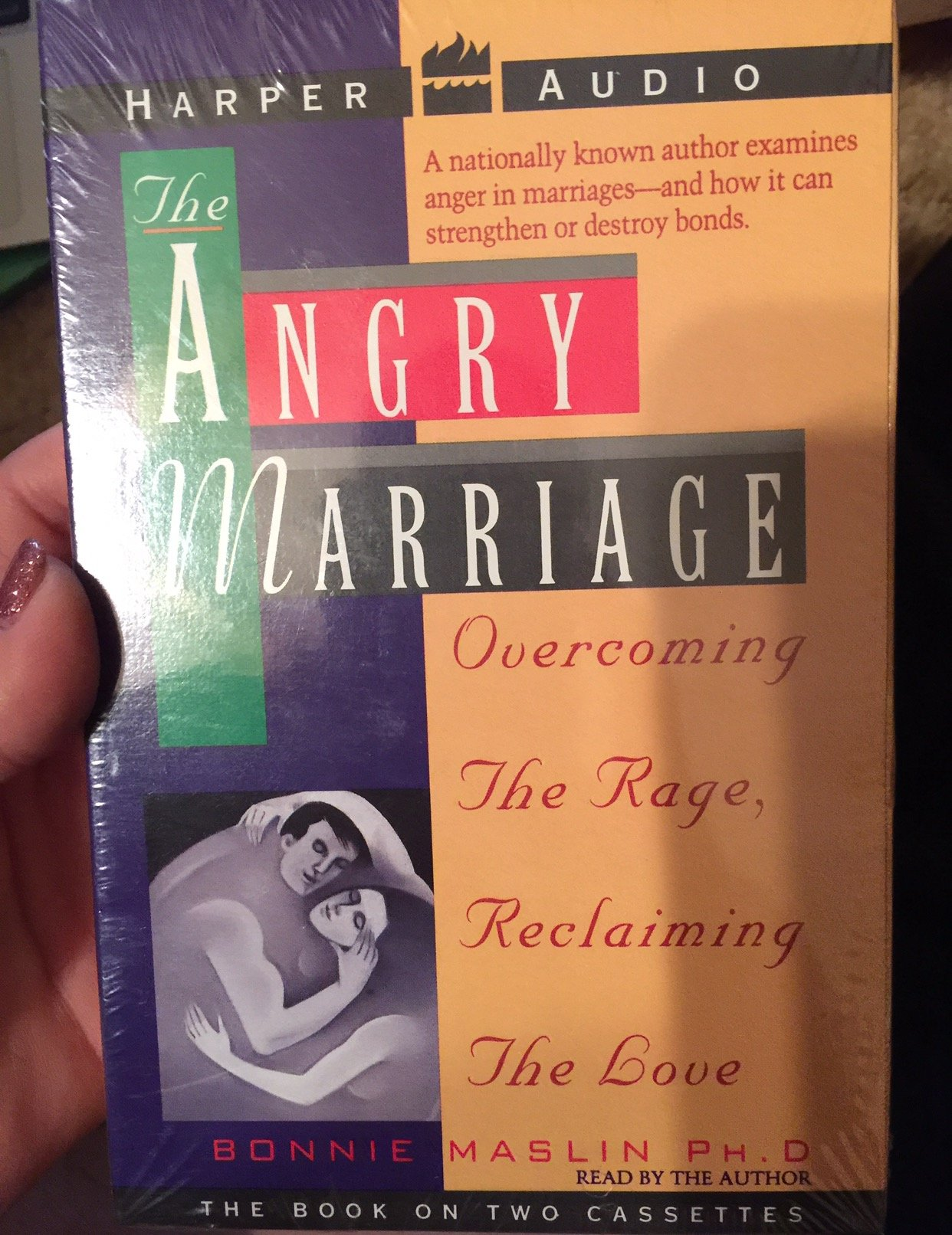 The Angry Marriage: Overcoming the Rage, Reclaiming the Love: Amazon.es: Bonnie Maslin: Libros en idiomas extranjeros