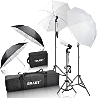 Emart 600W Photography Studio Lighting Kit