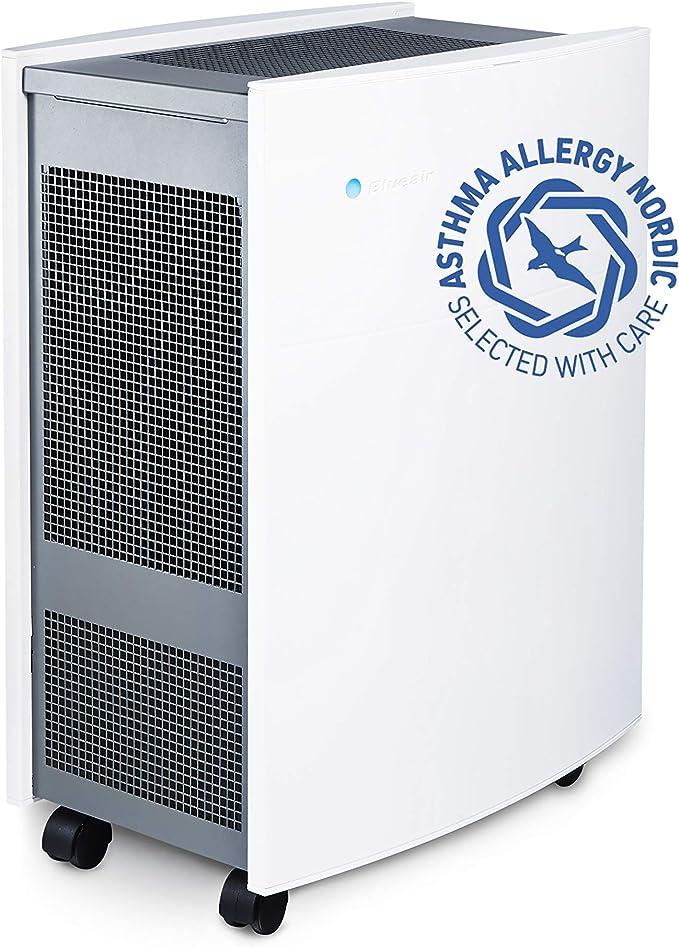BLUEAIR Classic 605 Pac Purificador de aire, Blanco, 605PAC-WLAN ...