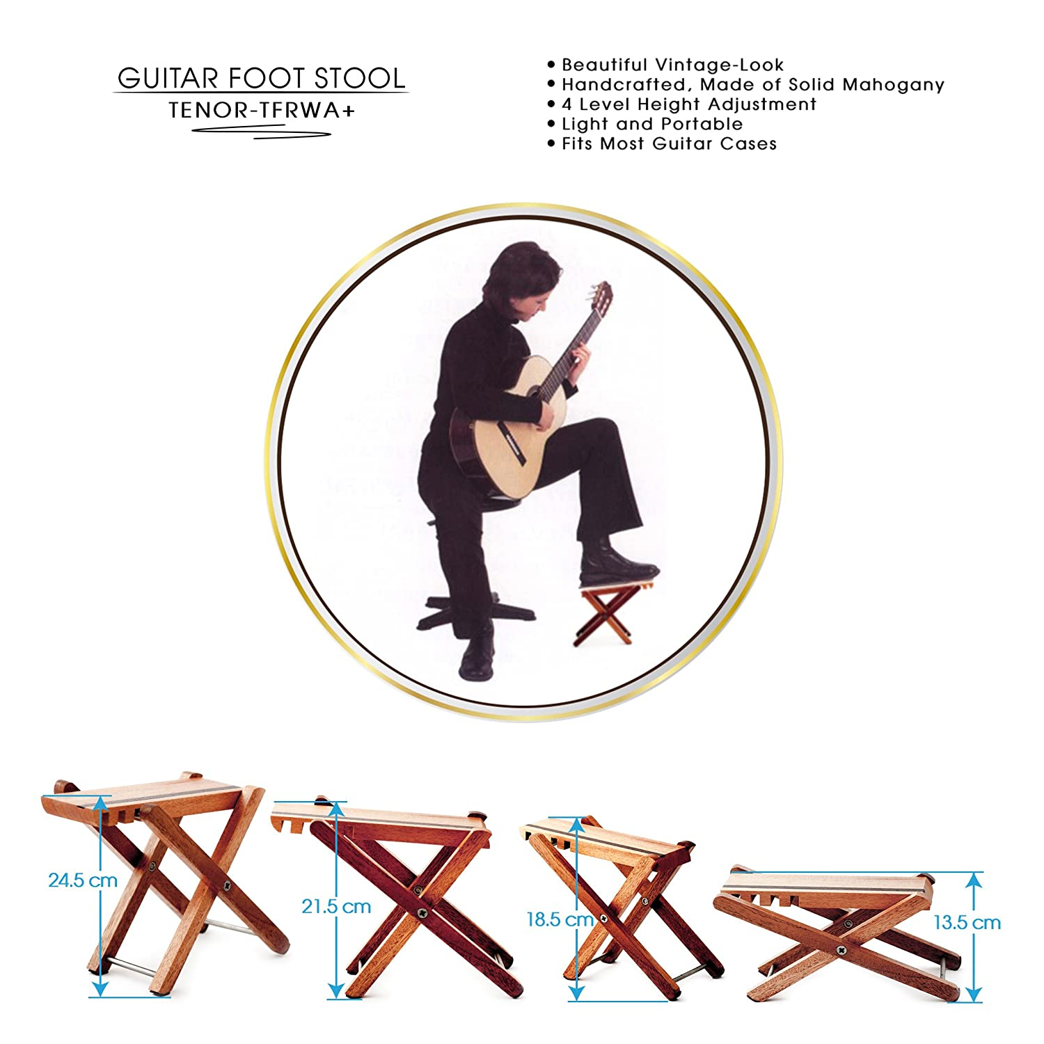 tenor tfrwa the most beautiful guitar foot stool in