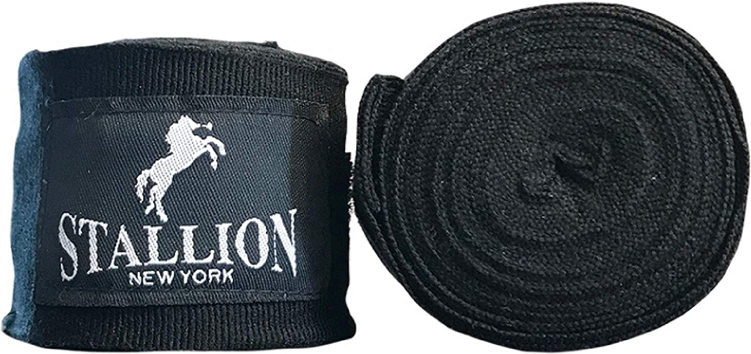 State-of-The-Art Quality STALLION NEW YORK Classic Hand Wraps
