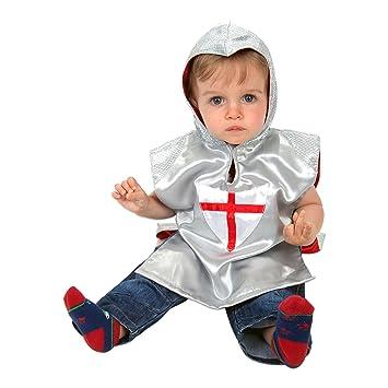 Disfraz de caballero medieval para bebé (0-24 meses) Slimy Toad