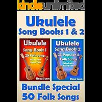 Ukulele Song Book 1 & 2 - 50